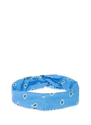 Mavi Saç Bandı Mavi